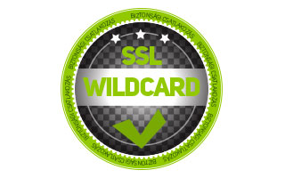 SSL Wildcard <b>56.642 Ft / év</b>